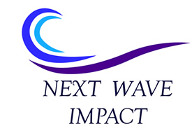 Next Wave Impact Mobile Logo
